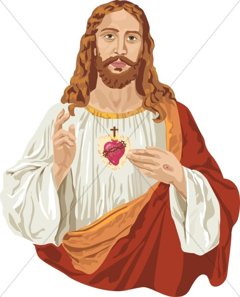 Jesus clipart. Clip art graphics images