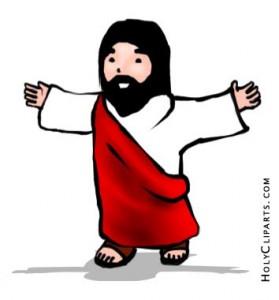 Jesus clipart. Clip art panda free