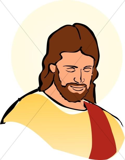 Clip art graphics images. Jesus clipart