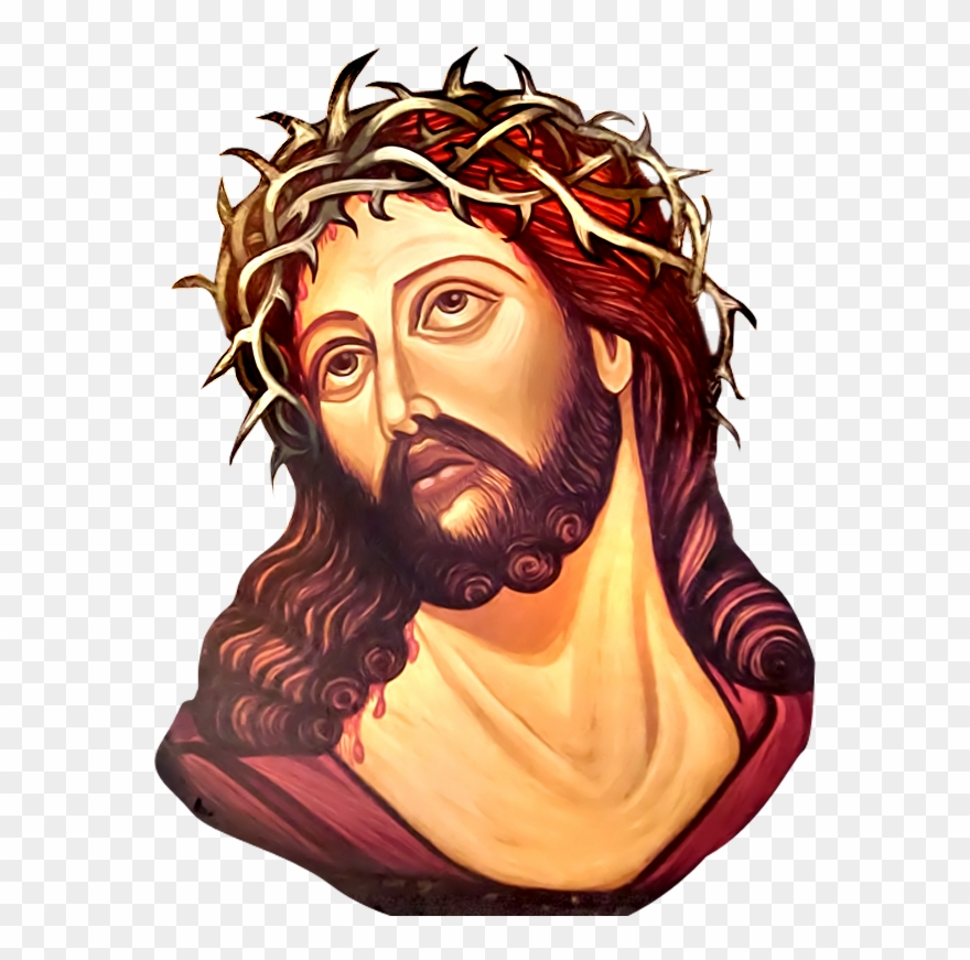 Christ png . Jesus clipart face