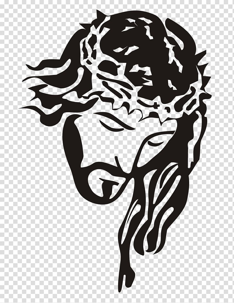 Jesus clipart face. Holy of charm goddess