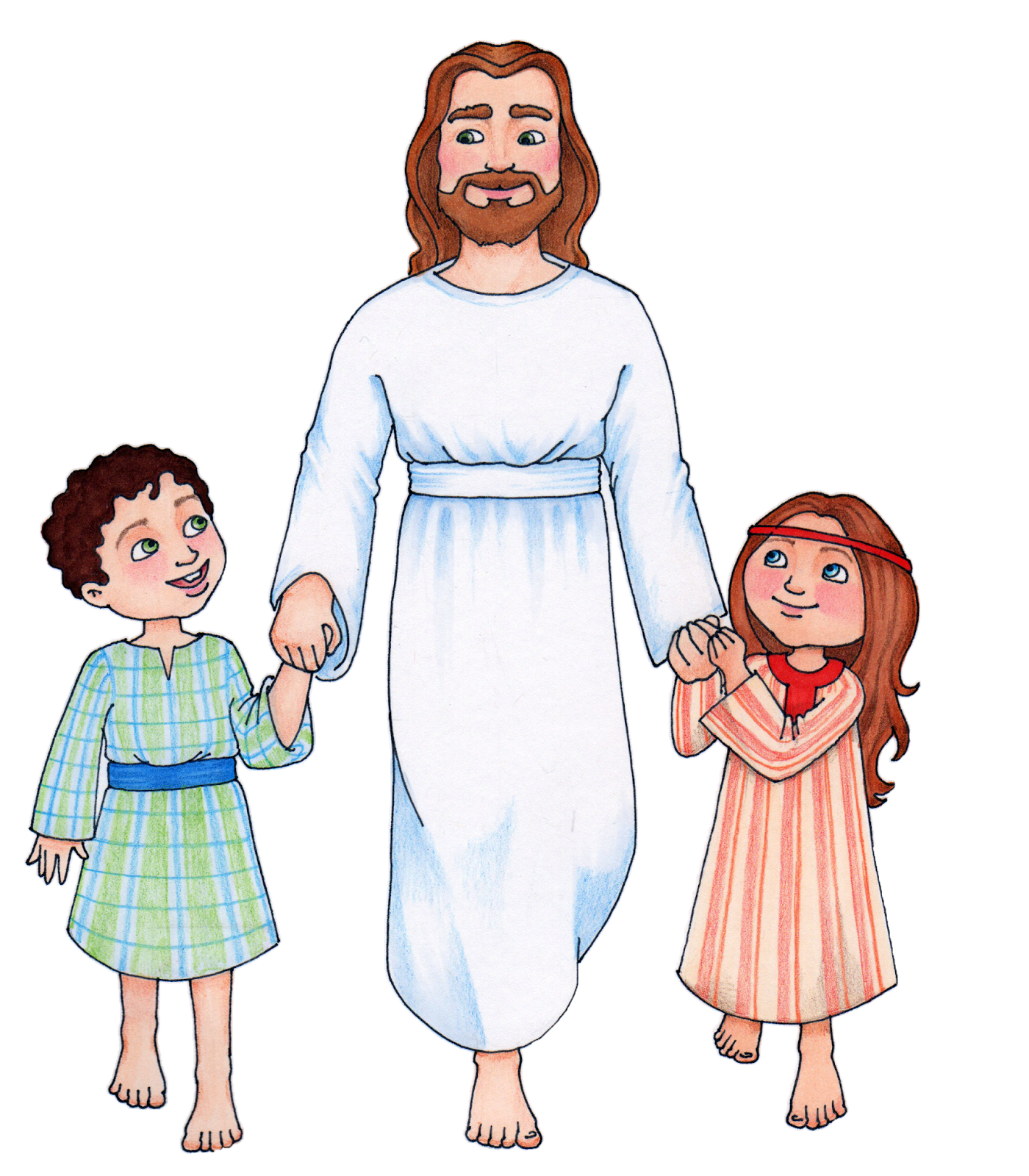 Lds clipart heavenly father. Susan fitch design christ