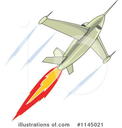 Illustration by patrimonio royaltyfree. Jet clipart