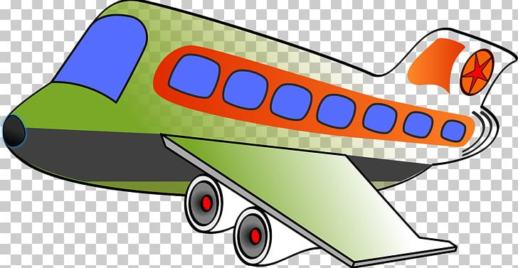 Airplane aircraft cartoon png. Jet clipart air transportation