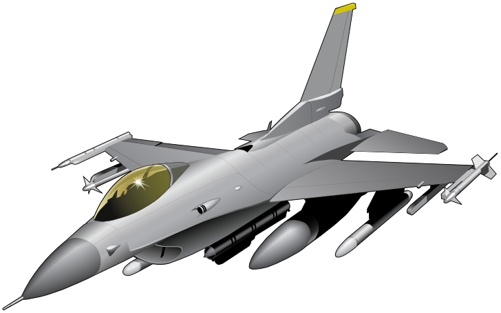 F armed services airplanes. Jet clipart airforce