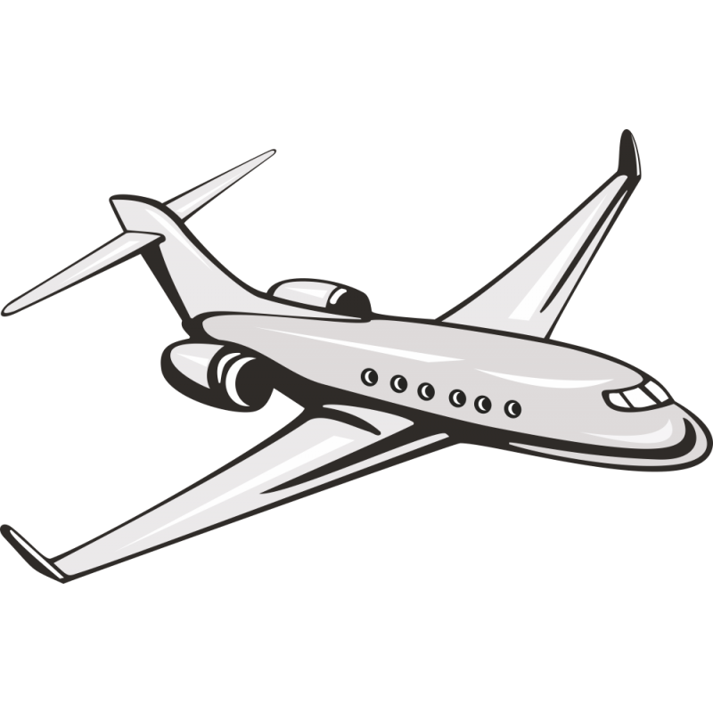 Airplane aircraft clip art. Jet clipart airliner