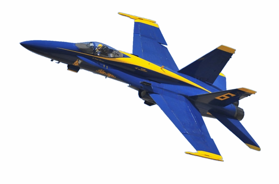 Fighter blue angel plane. Jet clipart airplane