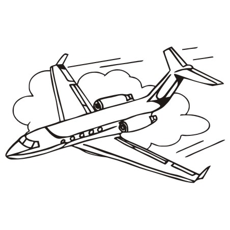 Free download clip art. Jet clipart black and white