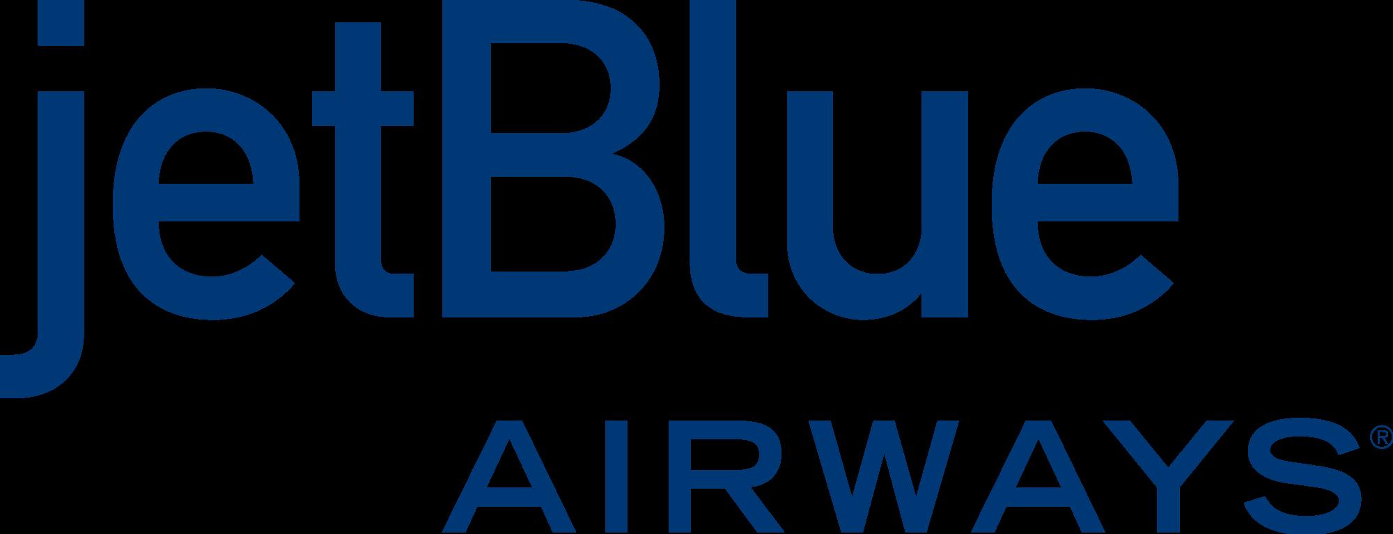 Jet blue jet