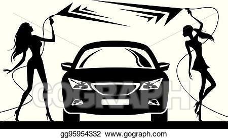 Clip art vector wash. Jet clipart car