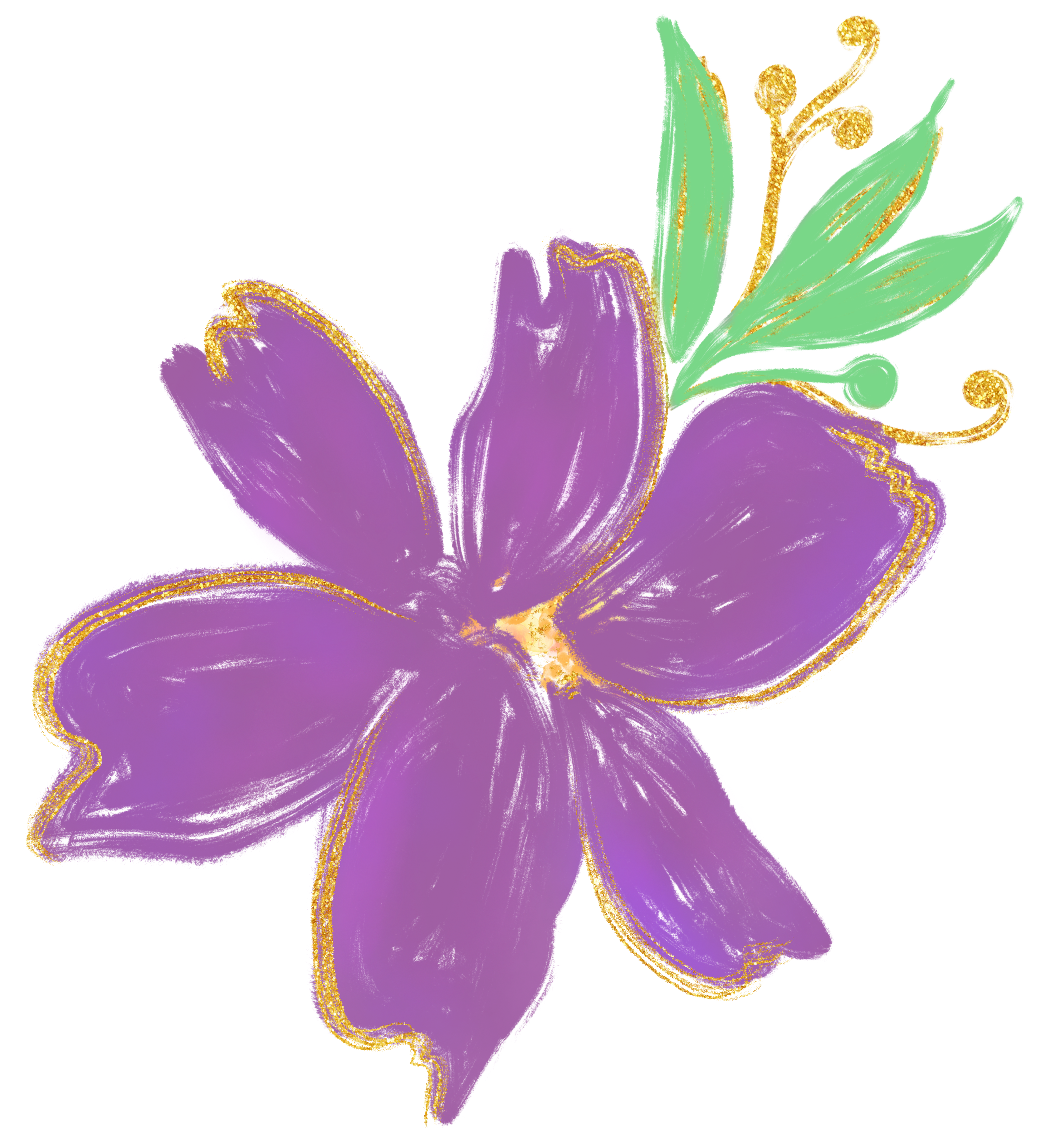 Youtube clipart flower. F at getdrawings com
