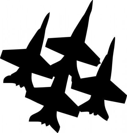 Fighter clip art vector. Jet clipart jet plane