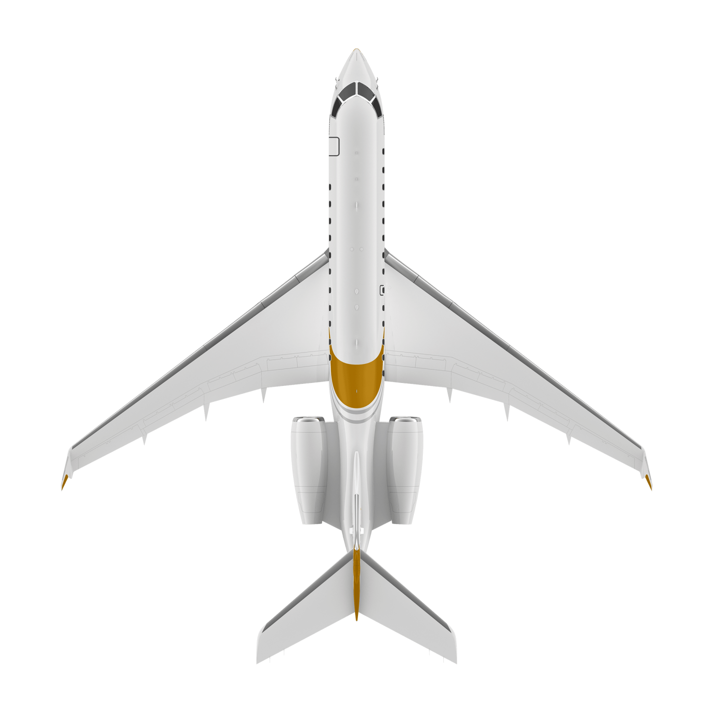 Global bombardier business aircraft. Jet clipart takeoff