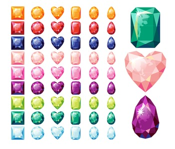 Jewel clipart. Gems and jewels gem