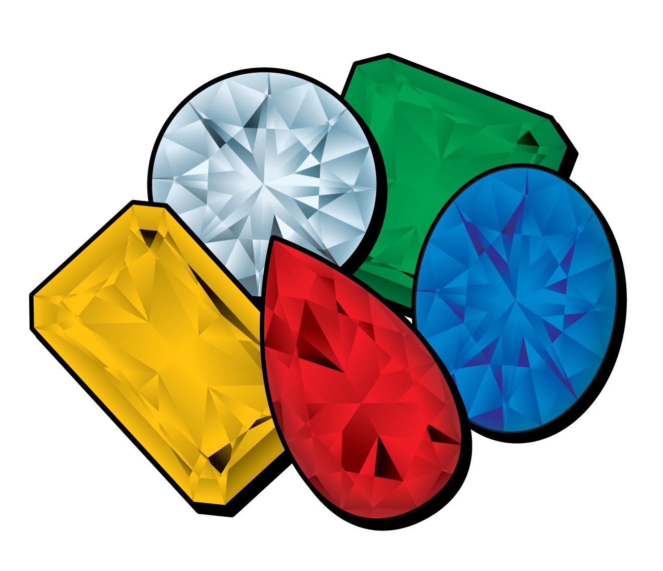 Jewel clipart. Jewels