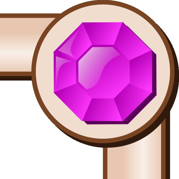 Jewel clipart border. Rpg map ivy clip