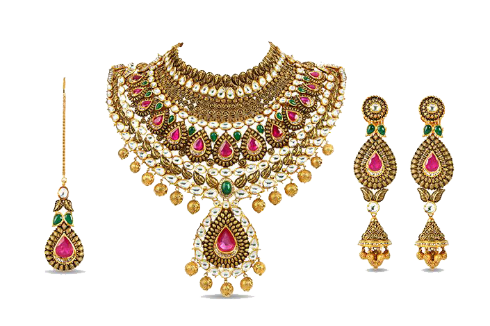 Necklace clipart jewelry display. Indian jewellery png file