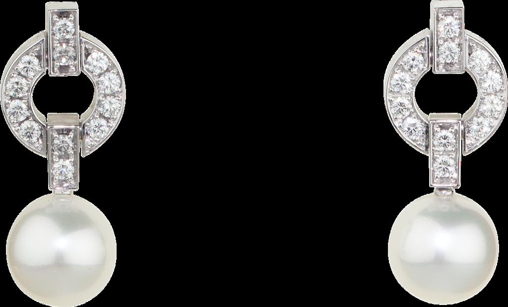 Cartier earrings archives love. Jewel clipart pearl earring