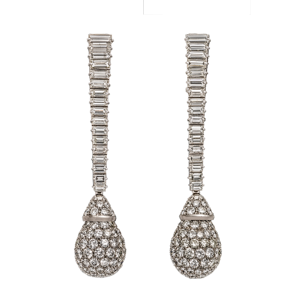 Jewel clipart pearl earring. Antique fine jewellery and