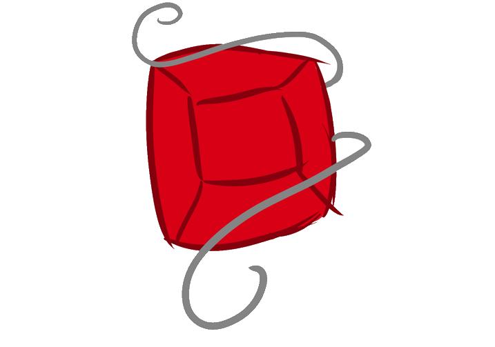 Jewel clipart red jewel. Doomed s cutie mark