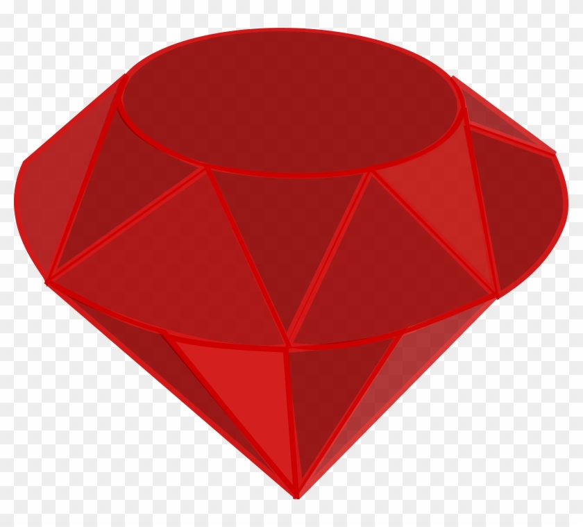Gold ring with diamond. Jewel clipart red jewel