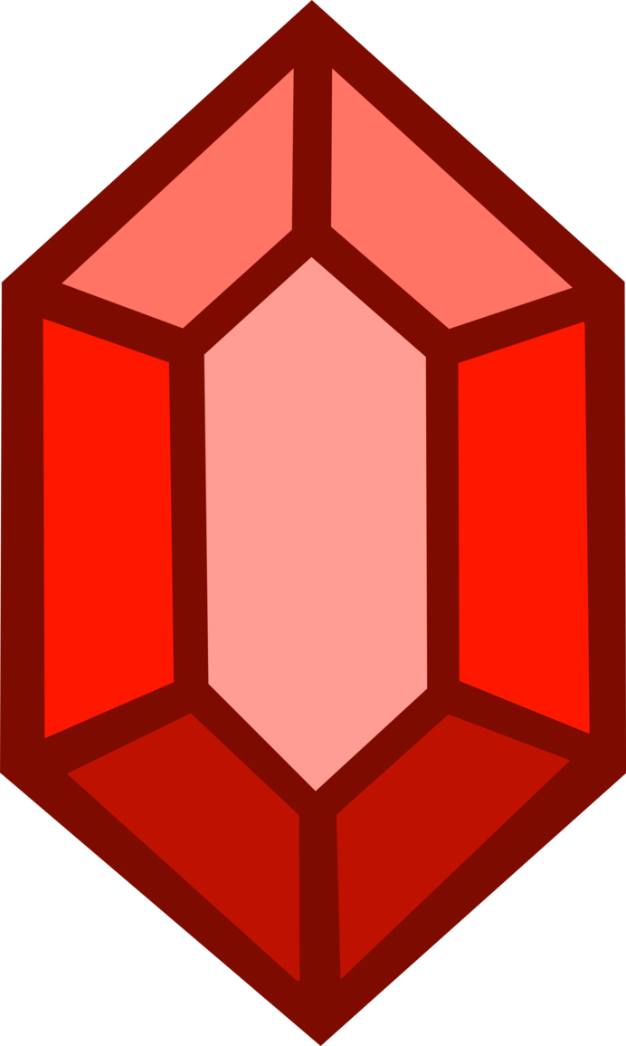 Jewel clipart red jewel. By strawbellycake on deviantart