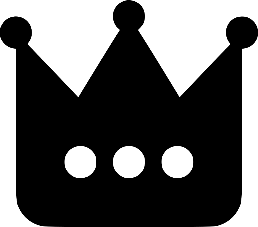 Jewel clipart svg. Crown king rating rich