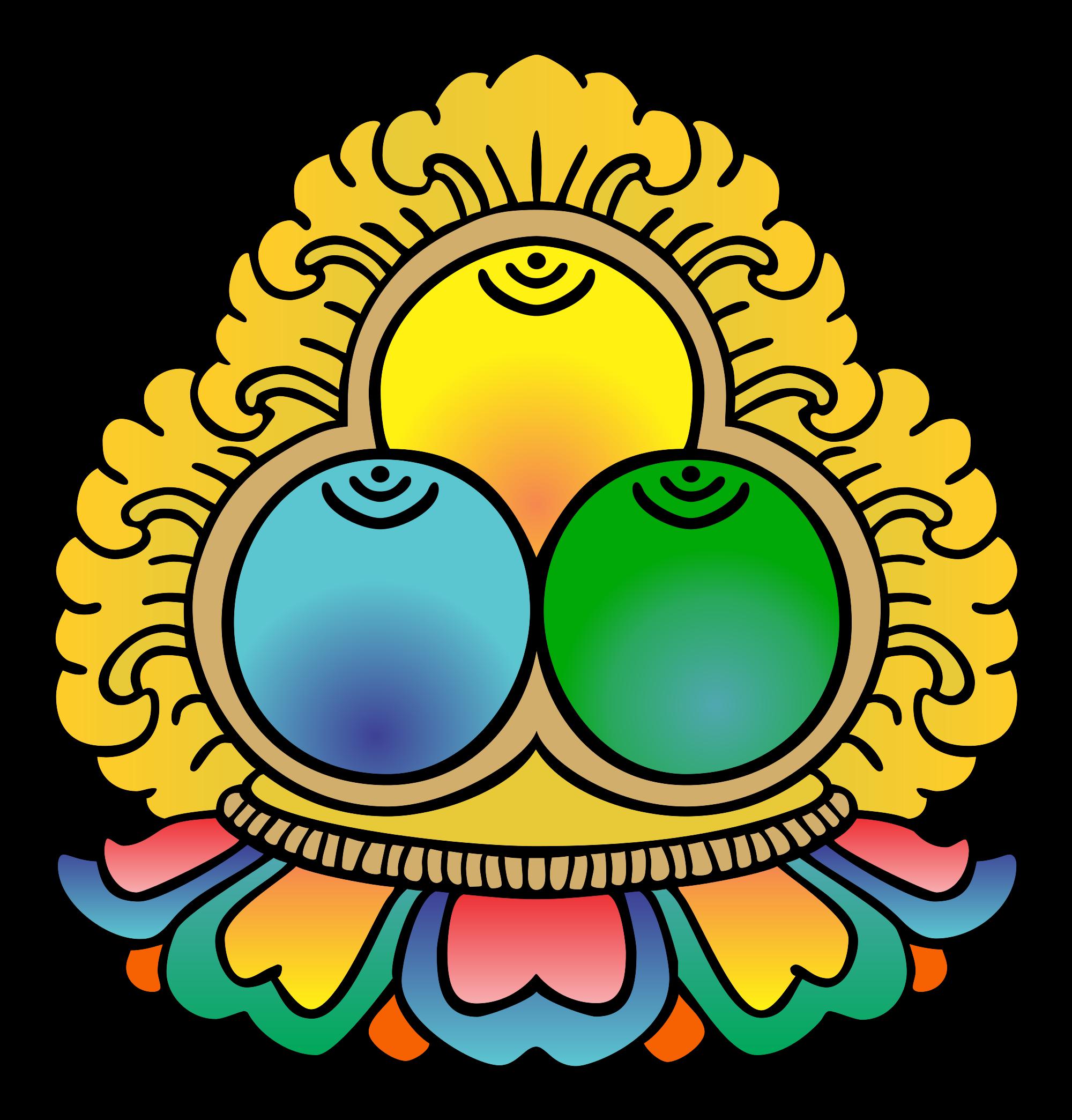 File three jewels symbol. Treasure clipart jewls