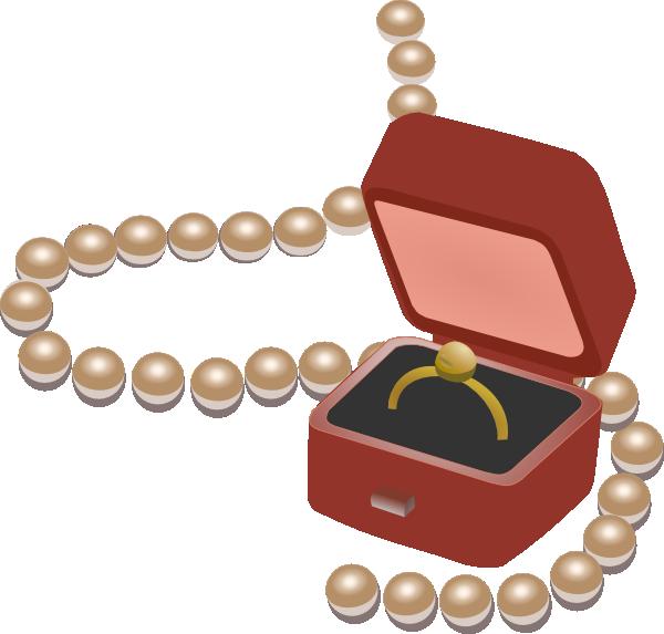 Treasure clipart empty. Cartoon jewelry