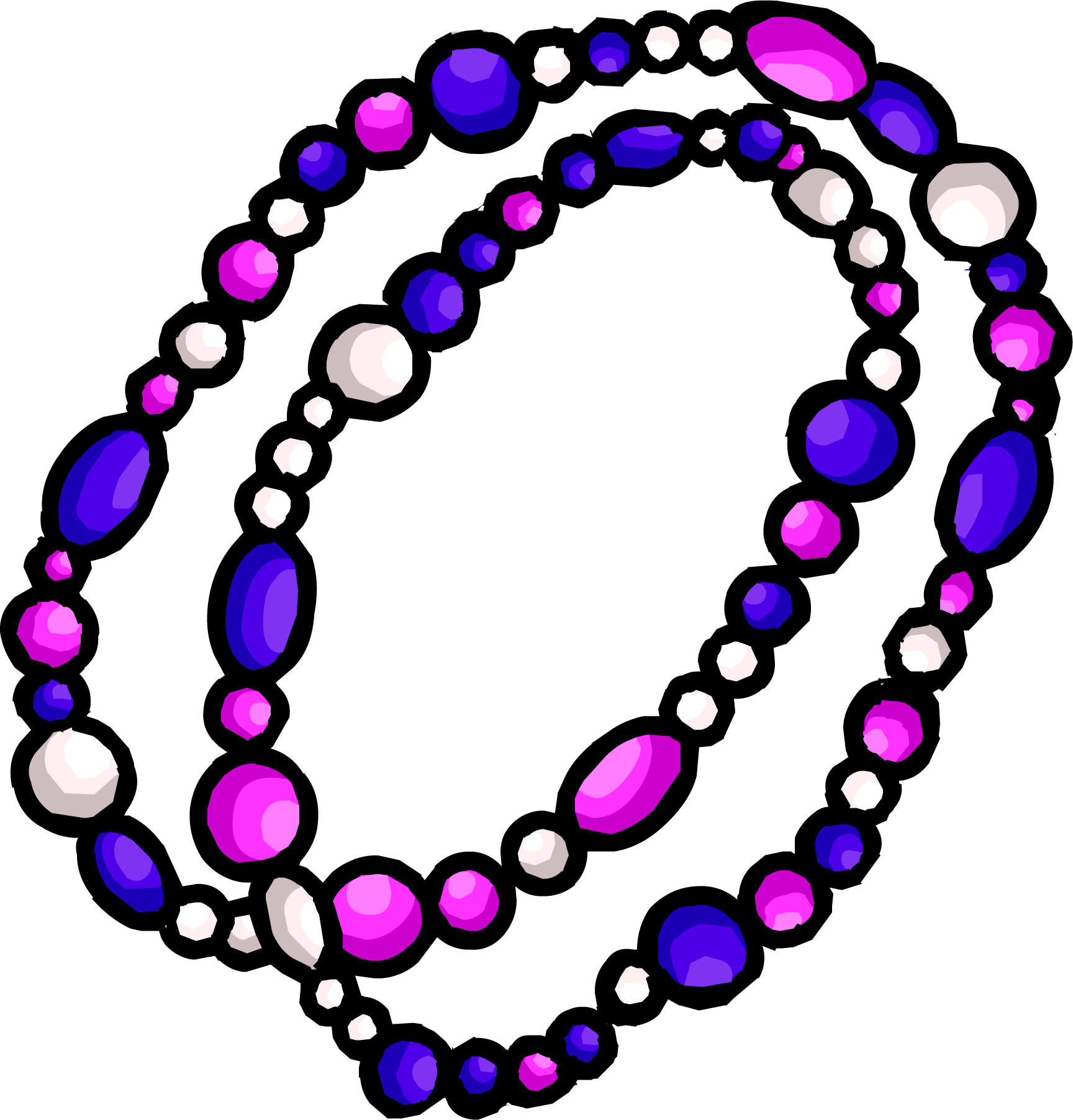 Bead free download best. Necklace clipart closed neck