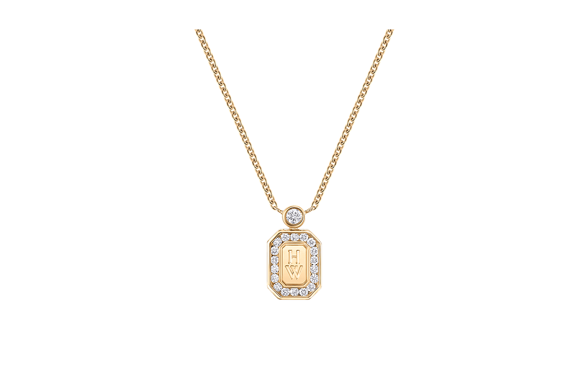 Necklace clipart amazing. Hw logo yellow gold