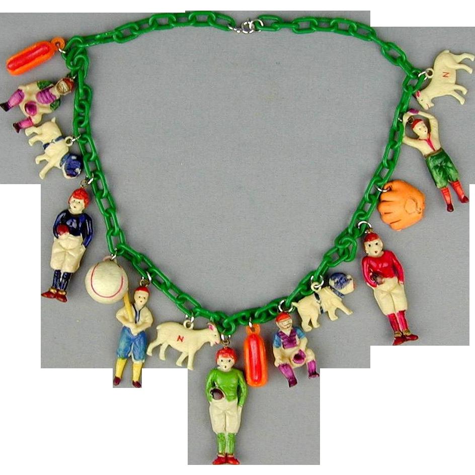 necklace clipart charm bracelet