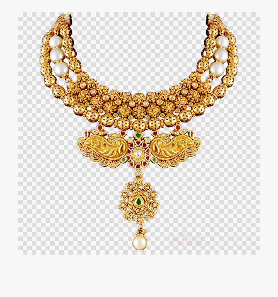 Gold png earring jewellery. Necklace clipart golden necklace