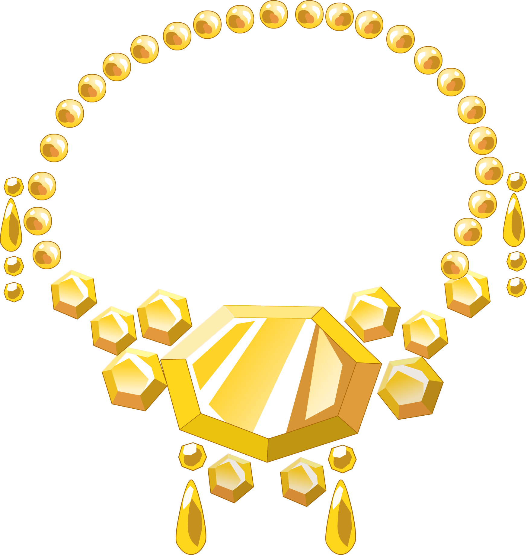 Necklace clipart closed neck.  collection of png
