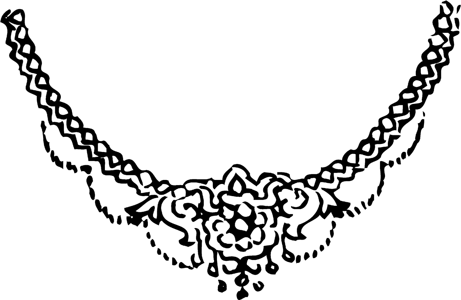 Jewellery . Jewelry clipart line art