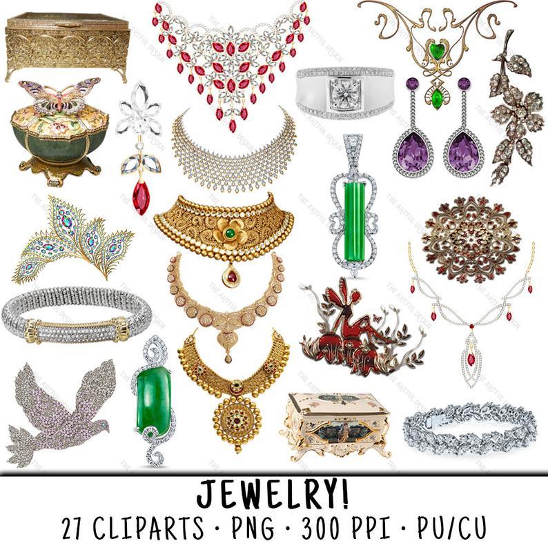 Necklace clipart neclace. Diamond jewelry clip art