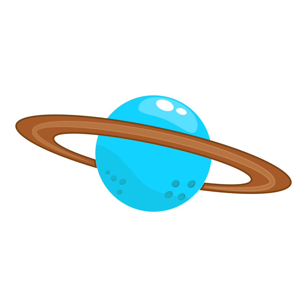 Onlinelabels clip art with. Planet clipart ringed planet