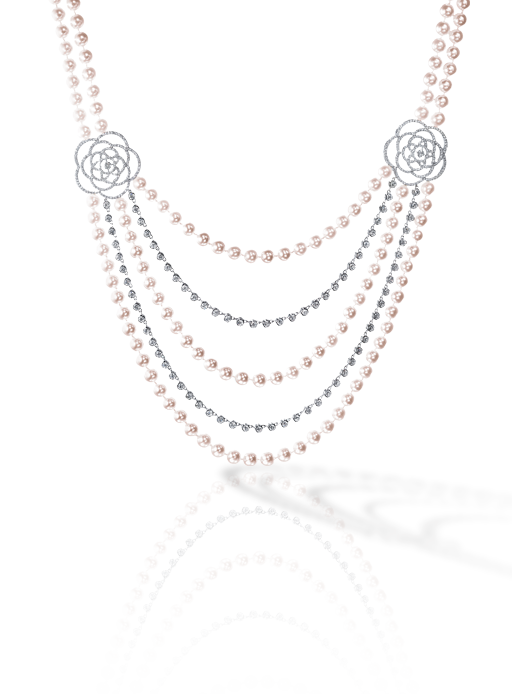 Pearls png images free. Jewelry clipart string