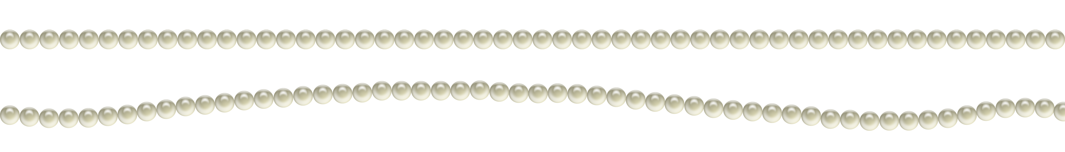 Jewelry clipart string. Pearls png images free