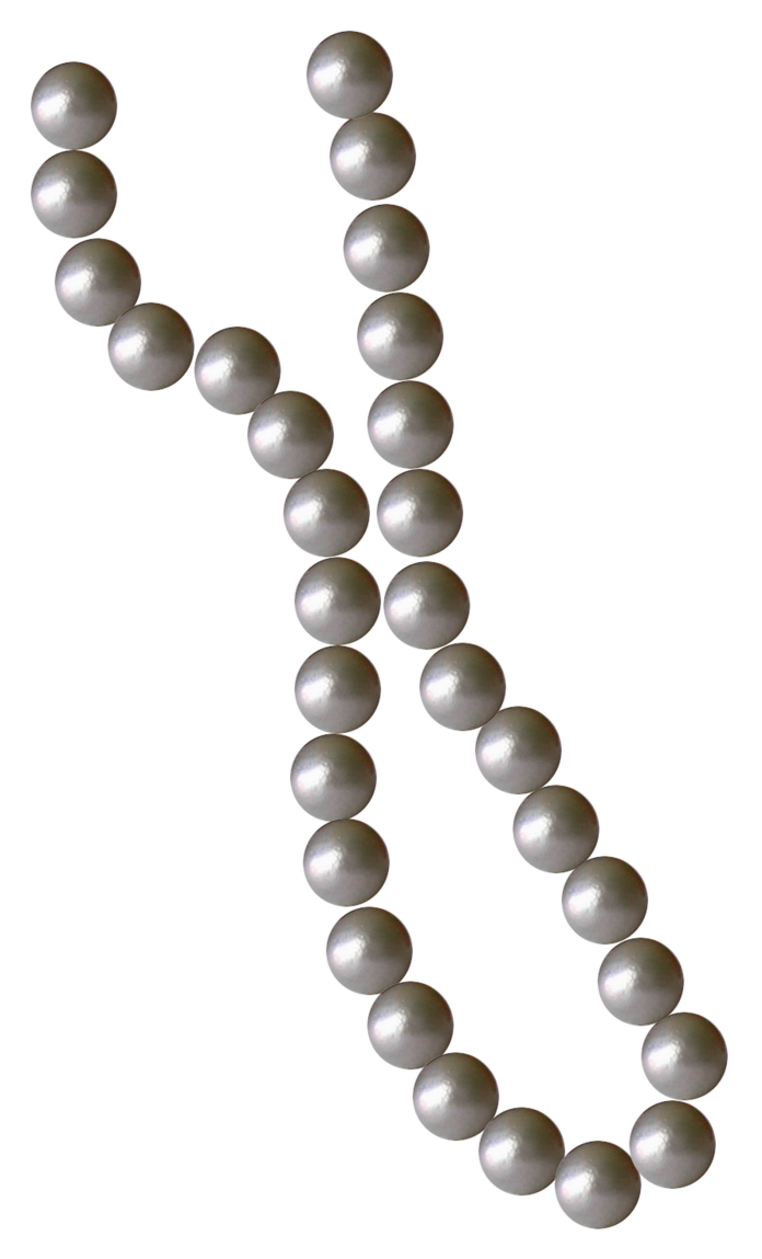 Of pearls by paulinemoss. Jewelry clipart string