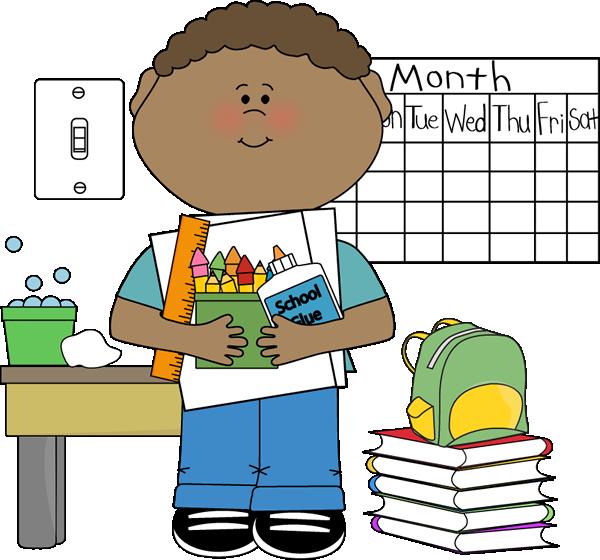 Classroom job clip art. Clipart teacher boy