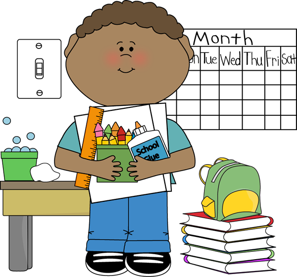 Classroom job clip art. Schedule clipart science
