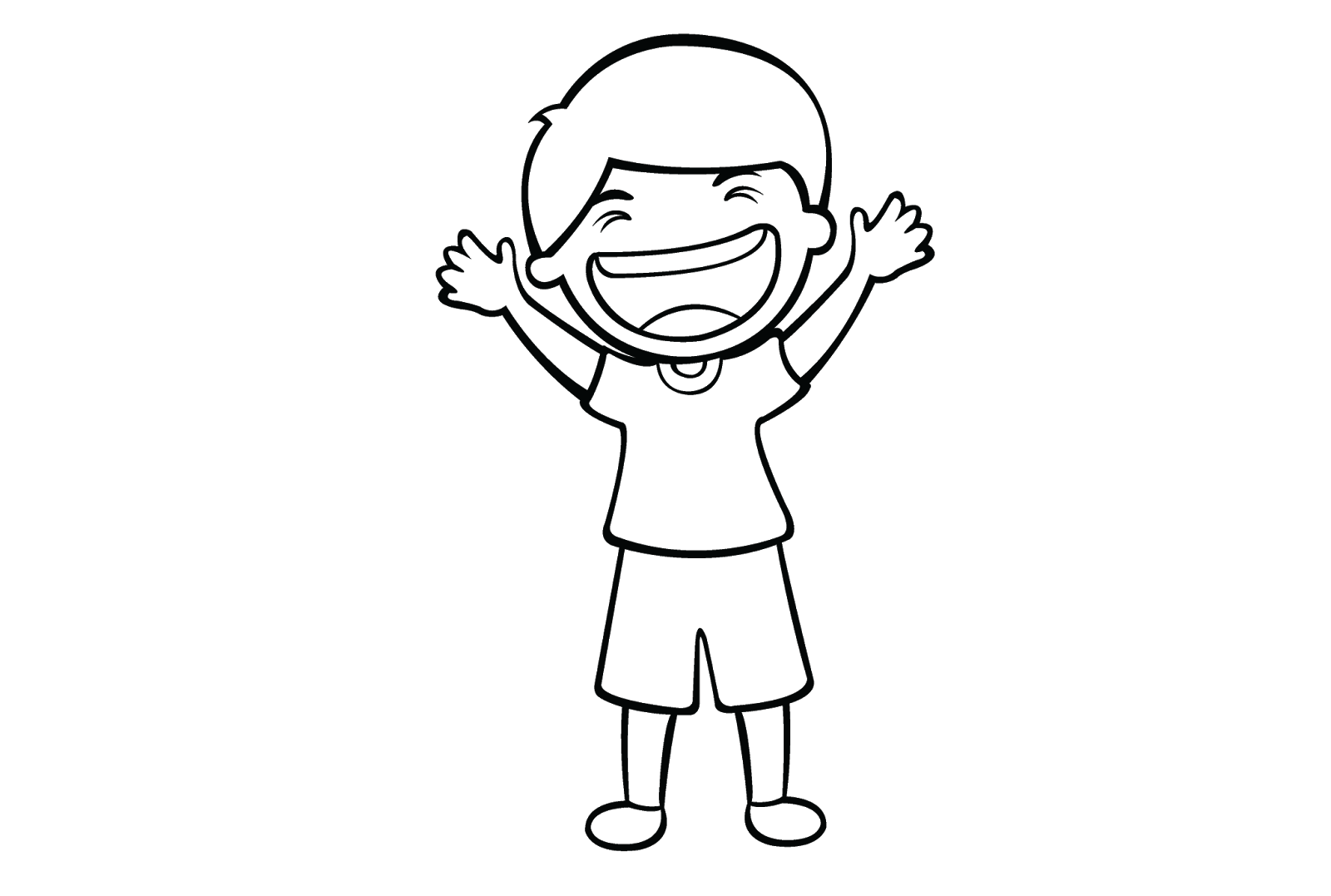 Laughing clipart kids, Laughing kids Transparent FREE for ...