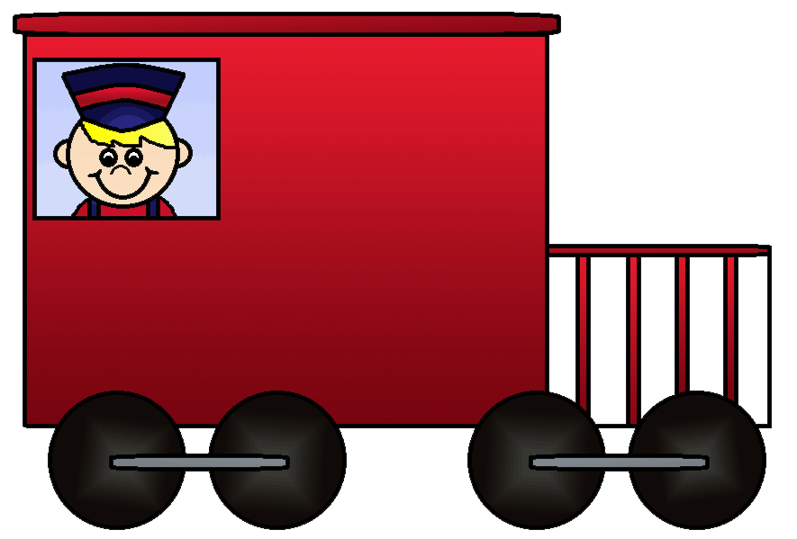 jobs clipart caboose