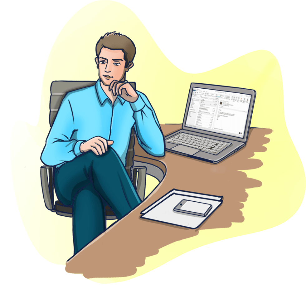 Referhire the peer to. Jobs clipart person job