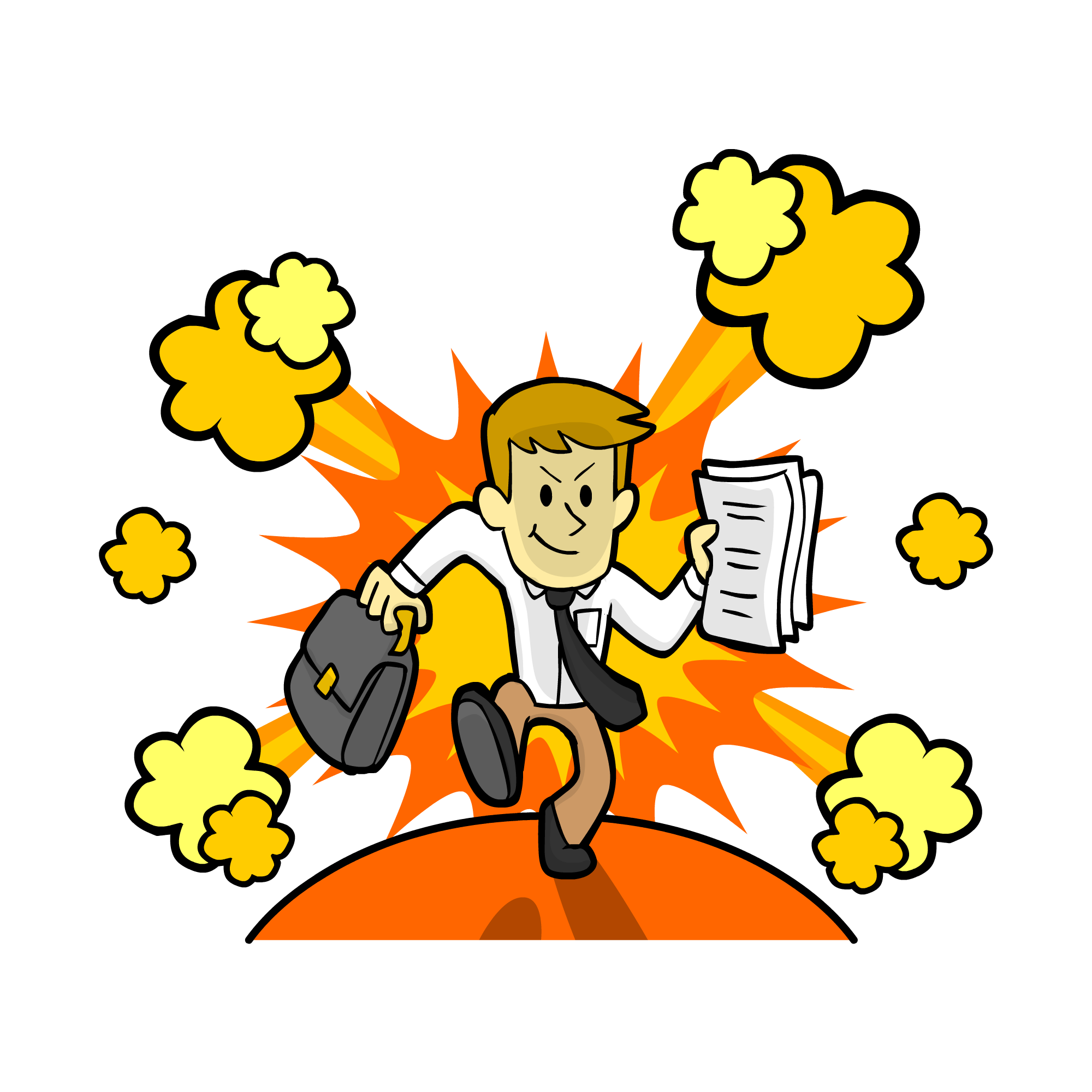Jobs clipart job application. Decided to try something