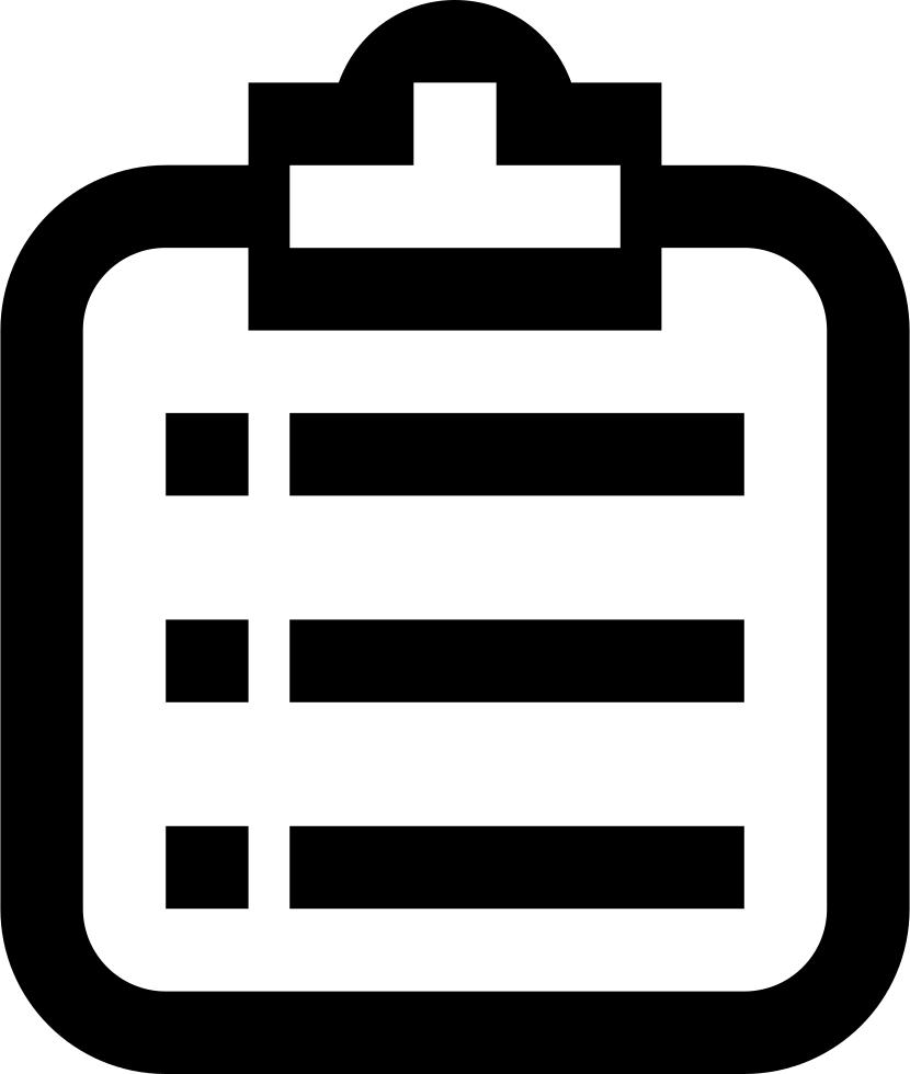 Description svg png icon. Responsibility clipart job scope