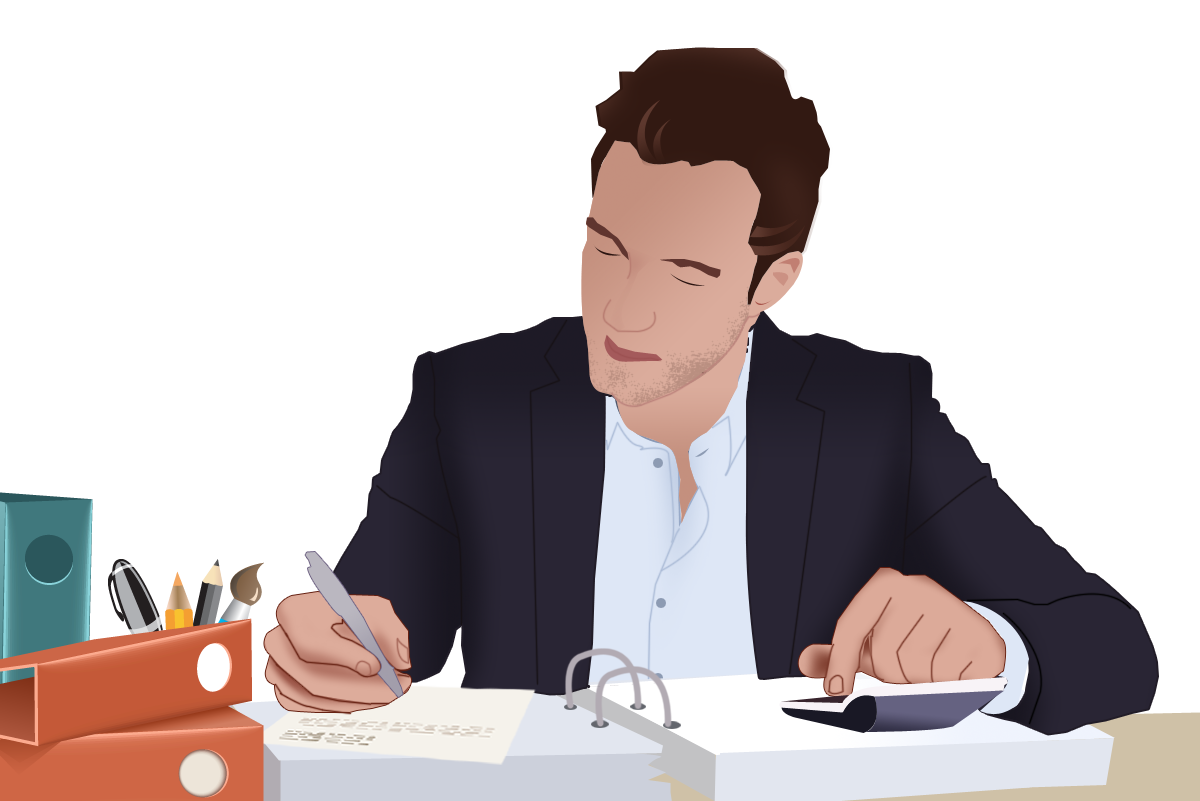 Working clipart working man.  collection of office