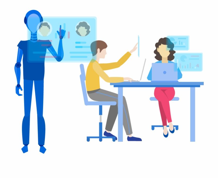 Cartoon transparent png download. Jobs clipart person job