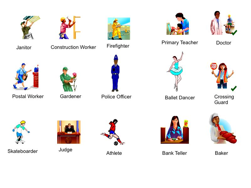 Jobs clipart stereotypical. Tech ing up education